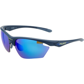 Rudy Project Stratofly Okulary rowerowe, blue navy matte - rp optics multilaser blue